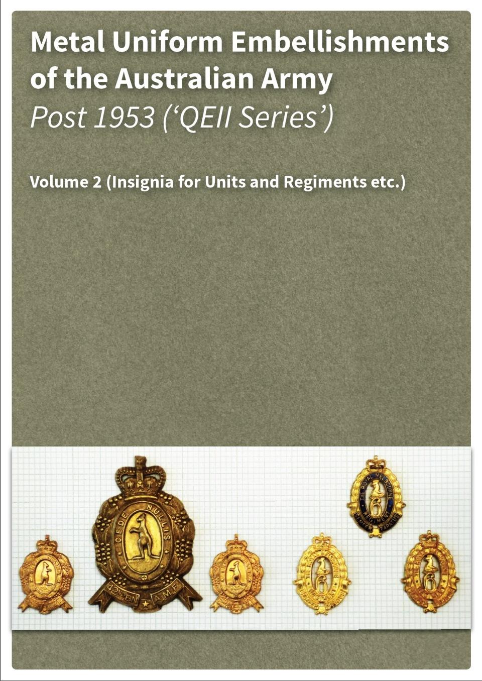 Draft Cover Design for Volume 2