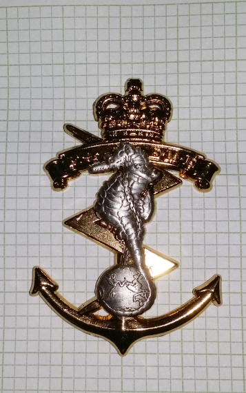 WaterCrafties hatbadge obverse