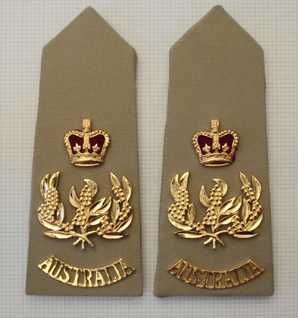 DSC03134 Govenor General Rank Boards pair not opposing